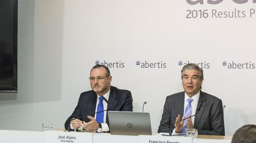 Abertis' net profit totalled €796Mn, up 13% in like-for-like terms