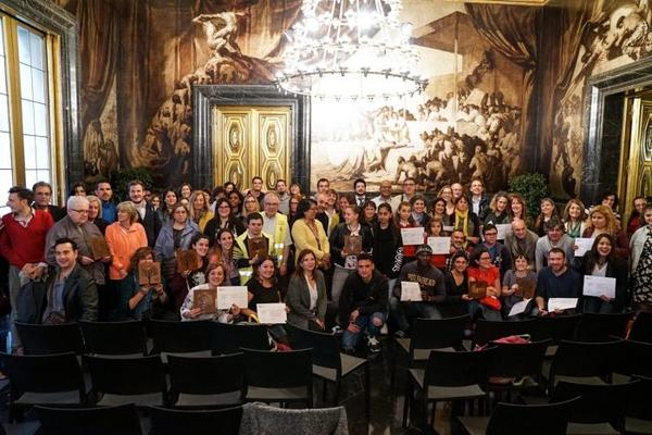 The KanGo! project by the Abertis Foundation is awarded Barcelona Educative Innovation Prize from the Barcelona City Council