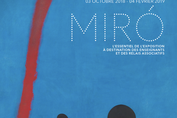 Abertis, through its subsidiary in France, sponsors the great exhibition of Miro in Paris' Grand Palais