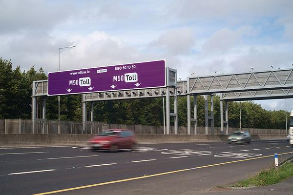 Emovis signs a two-year extension for operation of Dublin's Western Ring-Road (M50)