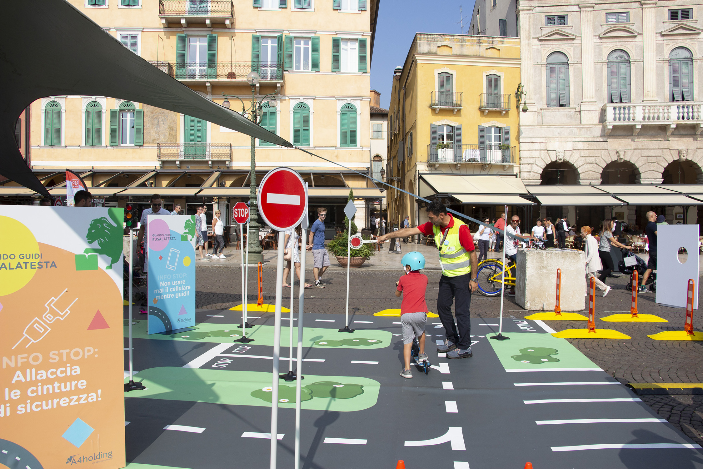 Abertis joins the European Mobility Week with several actions to promote road safety