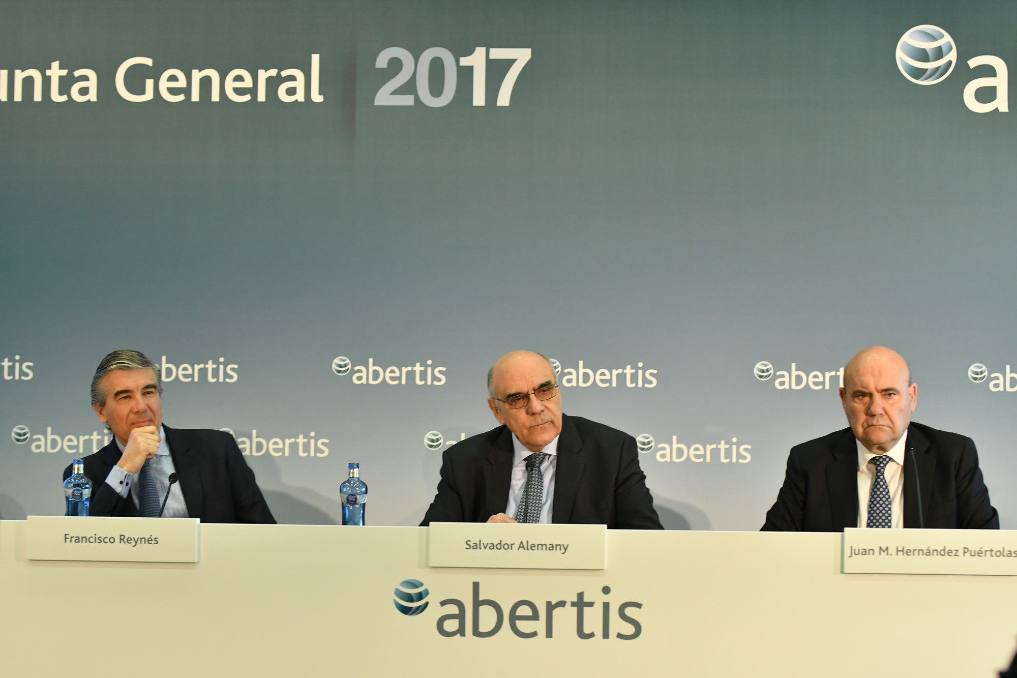 Abertis closed 2016 with solid results, new countries in its portfolio and a strengthened position in established markets such as France and Chile