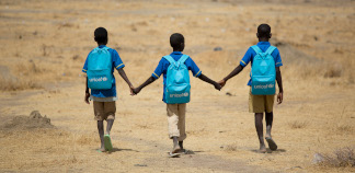 Global alliance with Unicef